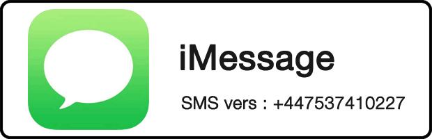 SMS de configuration FaceTime / iMessage facturé