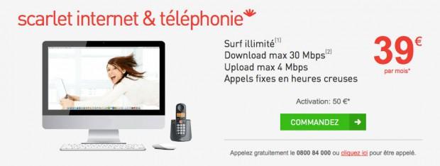 Migration Scarlet : Internet ADSL vers Internet & Téléphonie