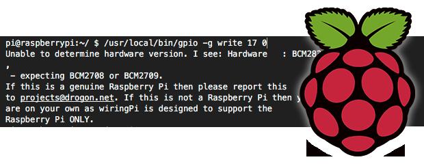 Problème avec WiringPi lors de la mise-à-jour du kernel en version 4.9.x
