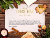 Apple Mail : Free stationery for Christmas and Happy New Year